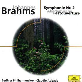 eloquence, Johannes Brahms: Symphony No. 2, Academic Festival Overture, 00028946904428