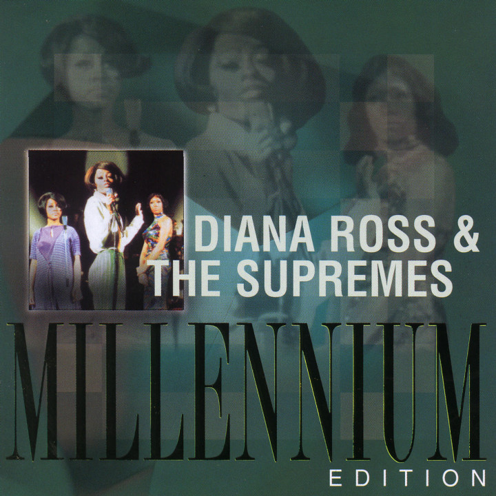Diana Ross & The Supremes 0601215729229
