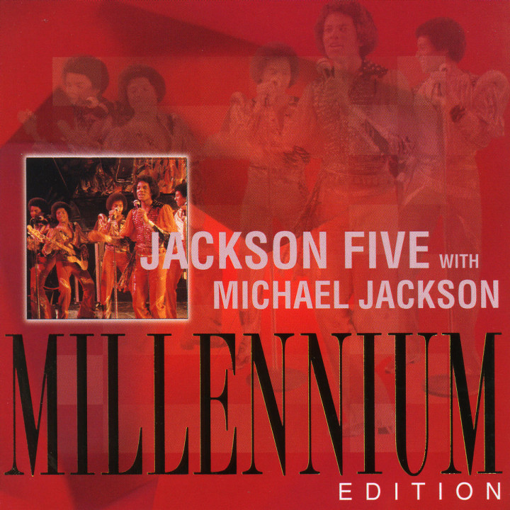 Jackson Five With Michael Jackson 0601215729425