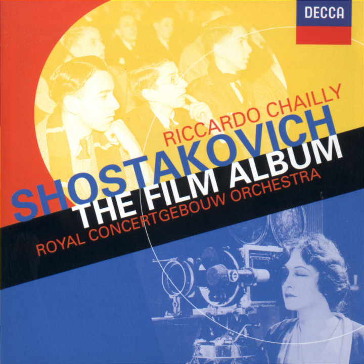 Shostakovich: The Film Album - Excerpts from Hamlet / The Counterplan etc. 0028946079221