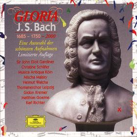 Johann Sebastian Bach, Gloria J.S. Bach, 00028946571729