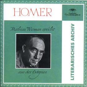 Homer, Aus Der Odyssee, 00028946397923