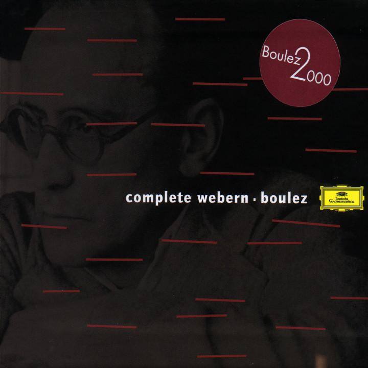 Complete Webern 0028945763721
