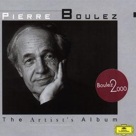 Pierre Boulez, Pierre Boulez, 00028945769325