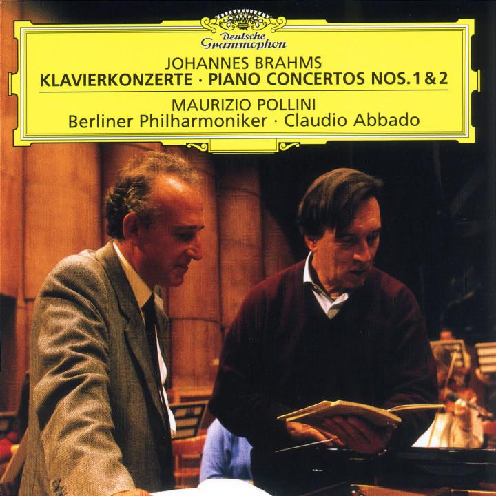 Brahms: Piano Concerto No.2 0028945783727