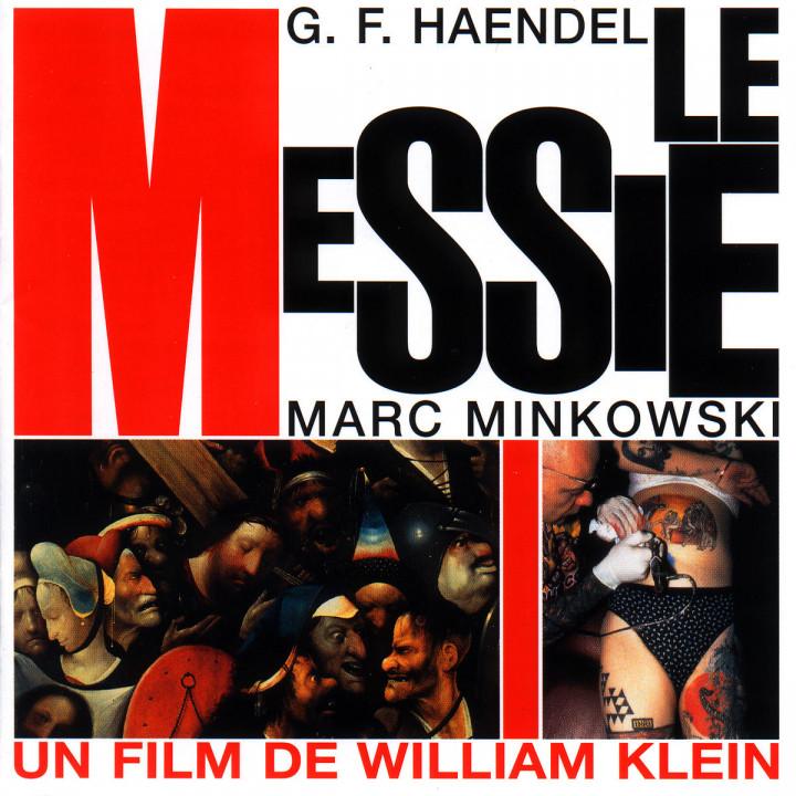 Der Messias - ein Film von William Klein 0028945961525