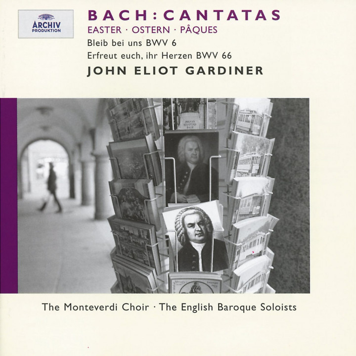Bach, J.S.: Easter Cantatas BWV 6 & 66 0028946358021