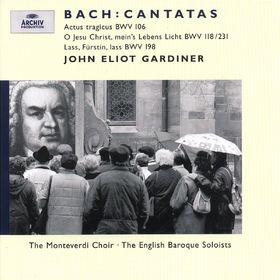 Bach, J.S.: Cantatas BWV 106, 118 & 198, 00028946358122