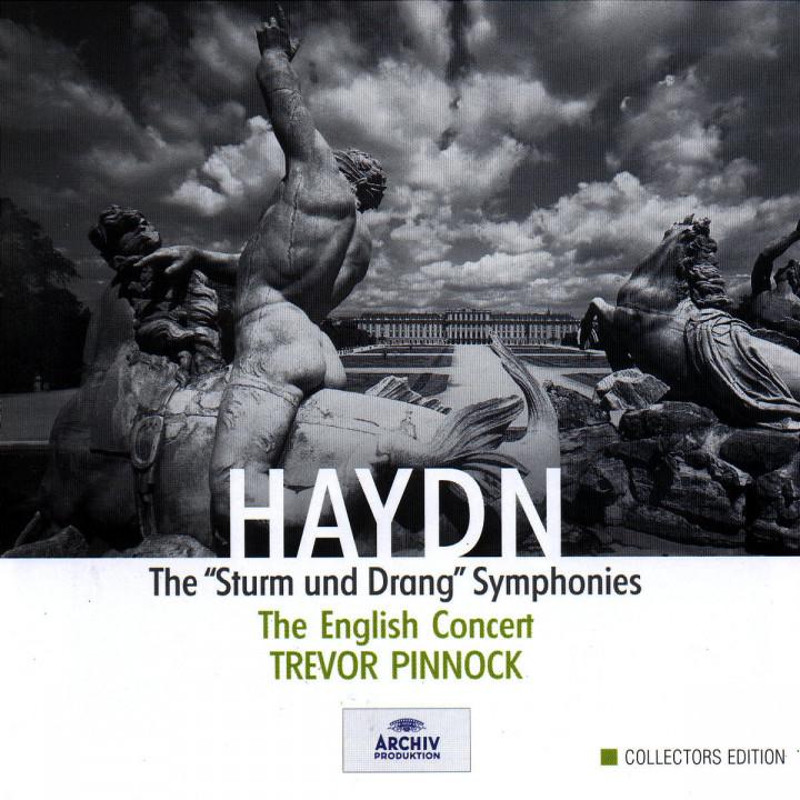 "Haydn: The ""Sturm & Drang"" Symphonies 0028946373125"