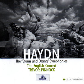 Haydn: The Sturm & Drang Symphonies, 00028946373125