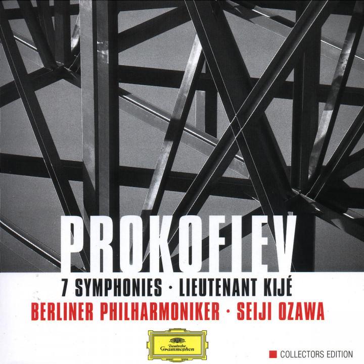 Prokofiev: 7 Symphonies; Lieutenant Kijé 0028946376128