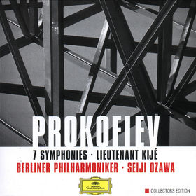 Collectors Edition, Die Sinfonien, Lieutenant Kijé, 00028946376126