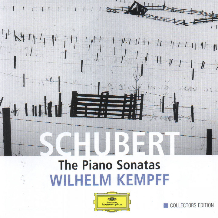 Schubert: The Piano Sonatas 0028946376623