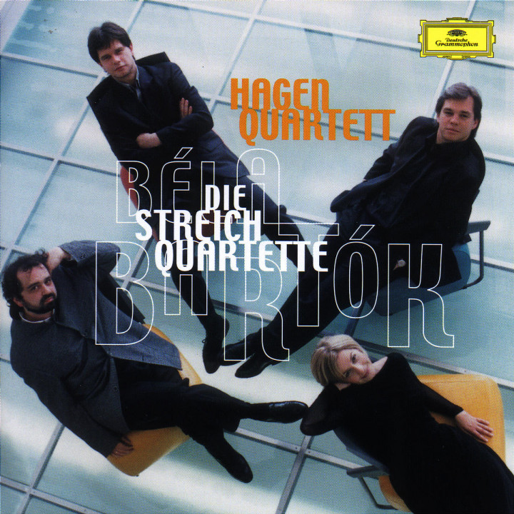 Bartók: The String Quartets 0028946357628