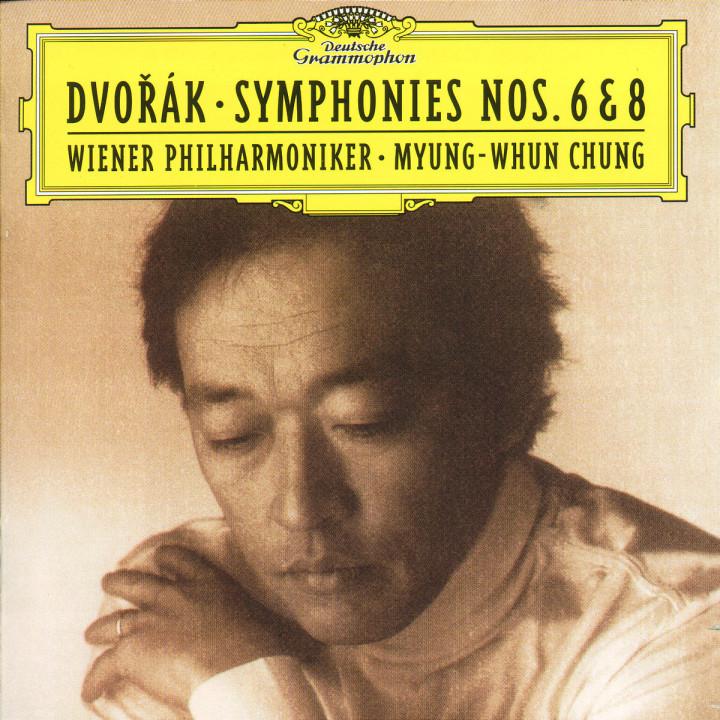 Sinfonien Nr. 6 in D-dur op. 60 und Nr. 8 in G-dur op. 88 0028946904626