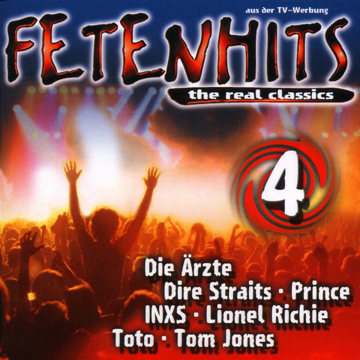 Fetenhits The Real Classics Vol.4 0731454145624