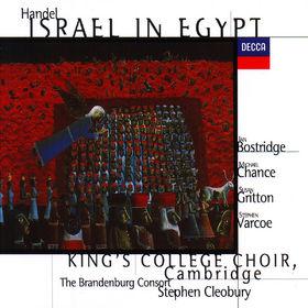 Georg Friedrich Händel, Israel in Ägypten, 00028945229522