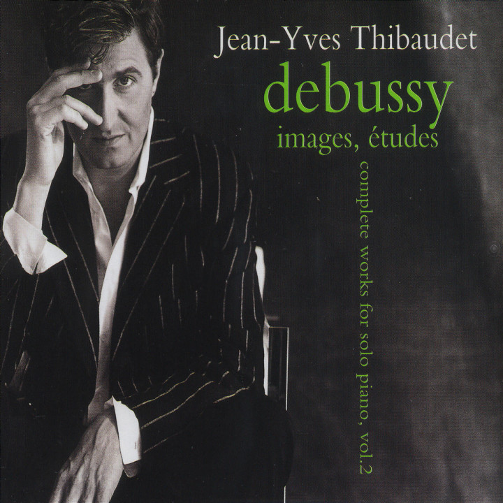 Debussy: Complete Works for Solo Piano Vol.2 - Images, Etudes 0028946024726