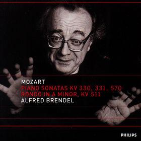 Wolfgang Amadeus Mozart, Mozart: Piano Sonatas Nos.10, 11 & 17, 00028946290323