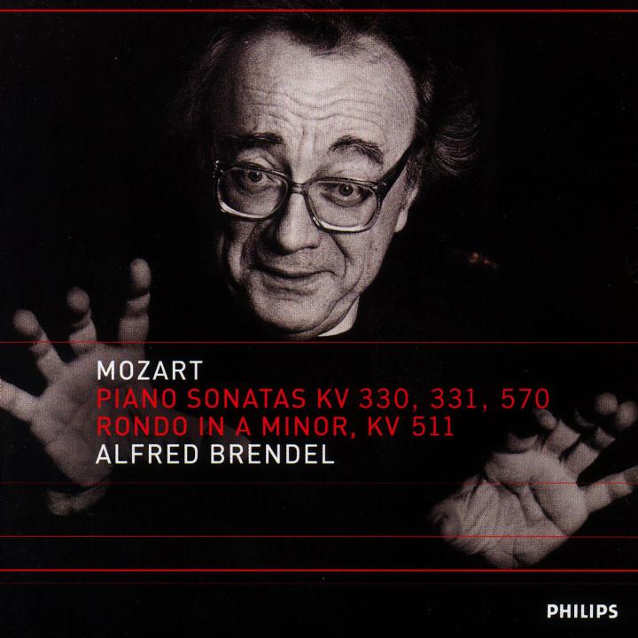 Mozart: Piano Sonatas Nos.10, 11 & 17 0028946290323