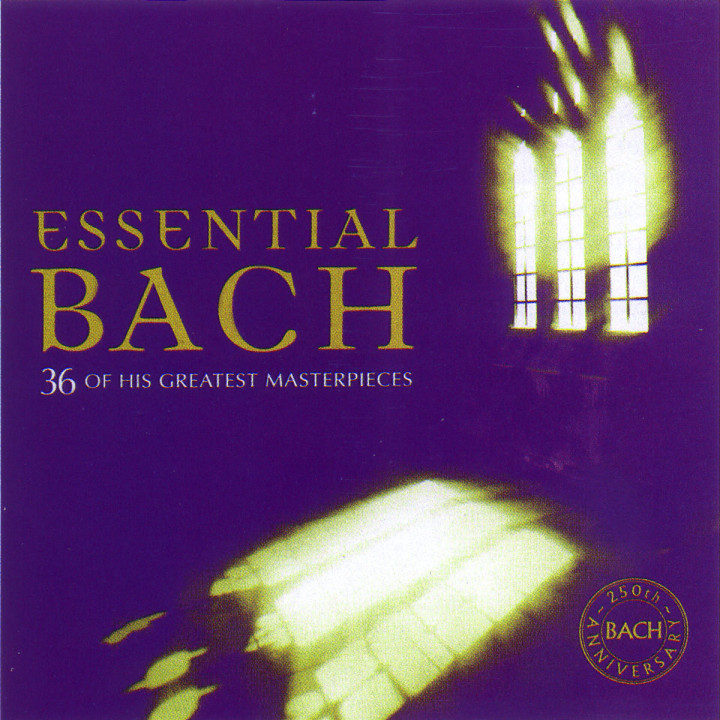 Essential Bach 0028946646524