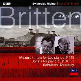 Wolfgang Amadeus Mozart, Klaviersonaten KV 448&521, 00028946682128