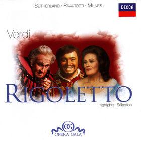 Giuseppe Verdi, Rigoletto (Auszüge), 00028945823928