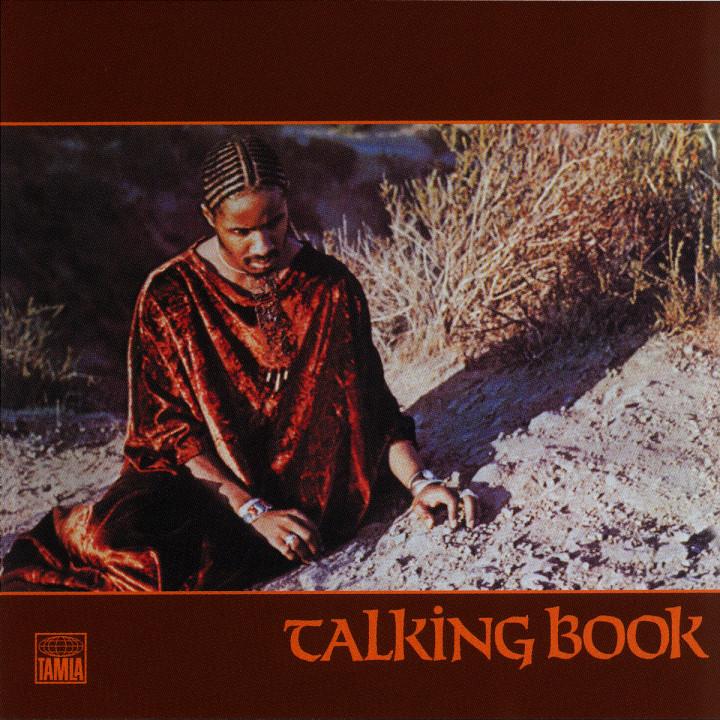 Talking Book 0601215735424