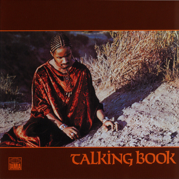 Talking Book 0601215735424
