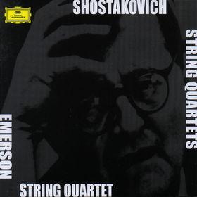 Dmitri Shostakovich, Die Streichquartette, 00028946328422
