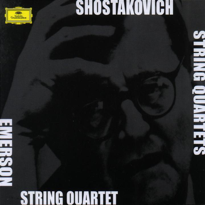 Shostakovich: The String Quartets 0028946328424