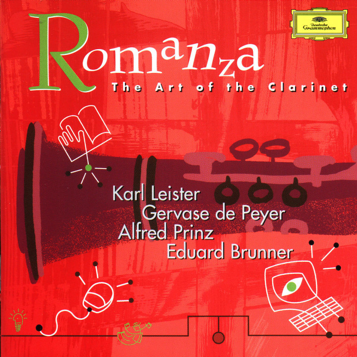 Romanza - The Art Of The Clarinet 0028946359929