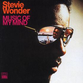 Stevie Wonder, Music Of My Mind, 00601215735321