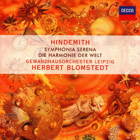 Paul Hindemith, Symphonia Serena; Die Harmonie der Welt, 00028945889924