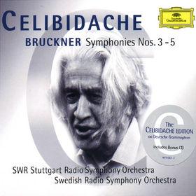 Anton Bruckner, Sinfonien Nr. 3-5, 00028945966328