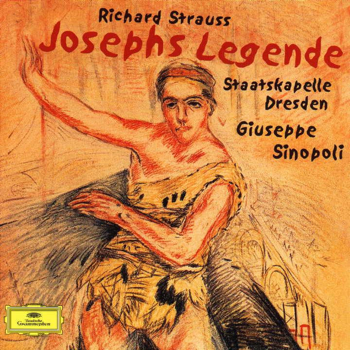 Strauss, R.: Josephs-Legende 0028946349328