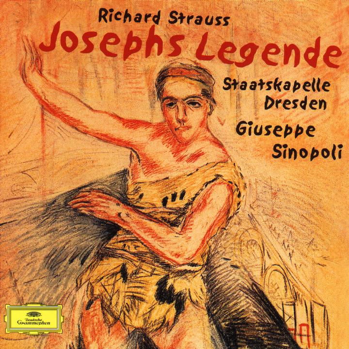 Strauss, R.: Josephs-Legende 0028946349328