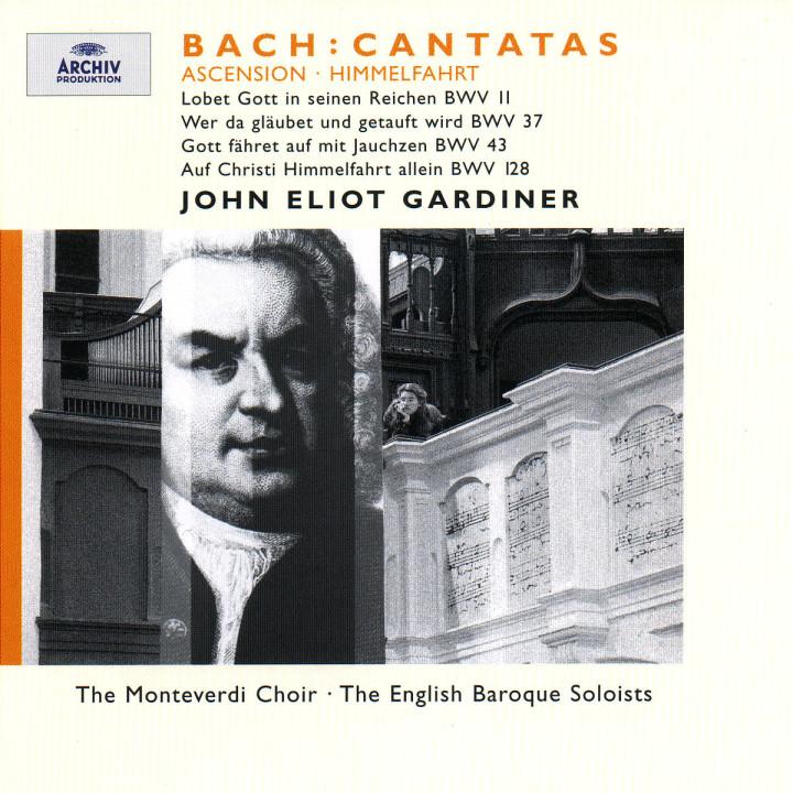 Bach: Ascension Cantatas BWV 11, 37, 43 & 128 0028946358320