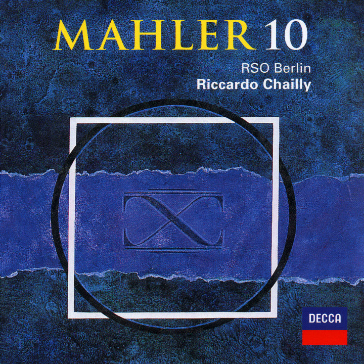 Mahler: Symphony No.10 (Ed. Deryck Cooke) 0028946695528