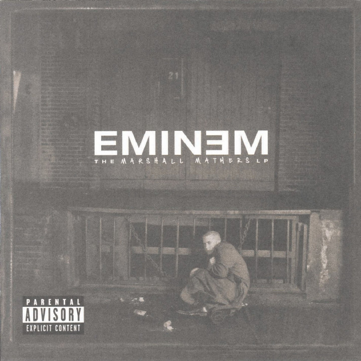 The Marshall Mathers LP 94906291