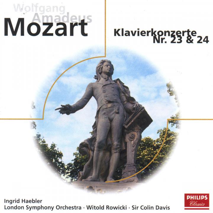 W.A. Mozart - Piano Concerto No.23 K488 & No.24 K491