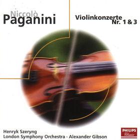 eloquence, N. Paganini - Violin Concerto No.1 Opus 6 & No.3, 00028946466629