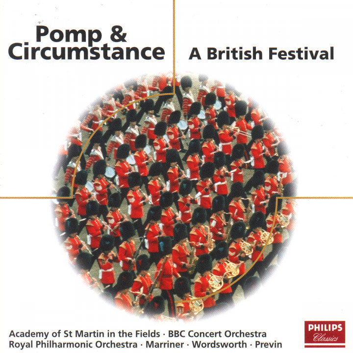 Pomp And Circumstance - A British Festival