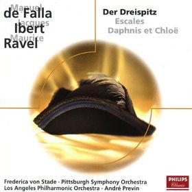 eloquence, Der Dreispitz; Escales; Daphnis et Chloe, 00028946466926