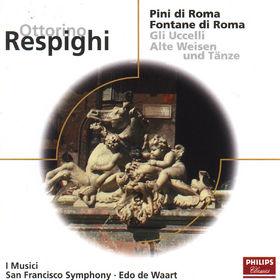 eloquence, O. Respighi - Pini di Roma, 00028946467022