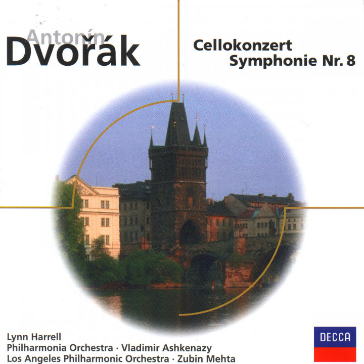 A. Dvorak - Cello Concerto No.1 In B Minor Opus 104 0028946725229