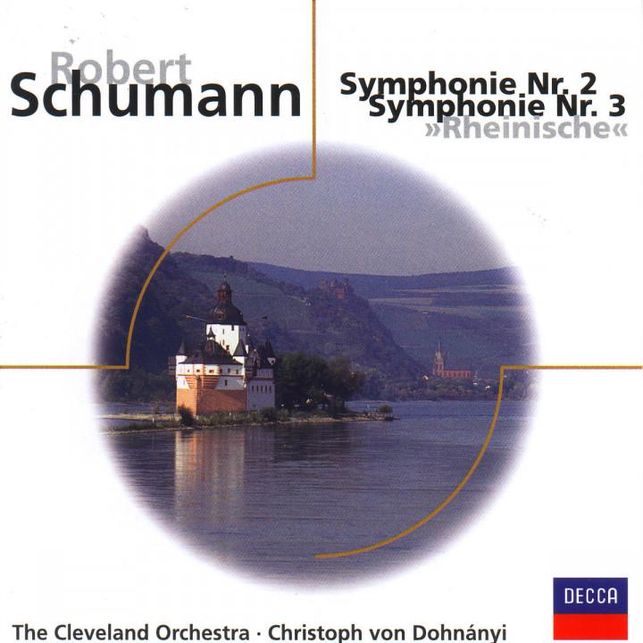 """R. Schumann - Symphony No.2 Opus 61 & No.3 Opus 97 """"Rhenish"""""""