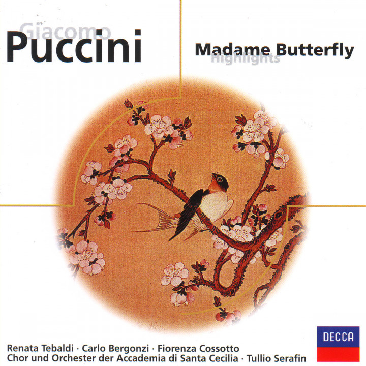 G. Puccini - Madama Butterfly - Highlights