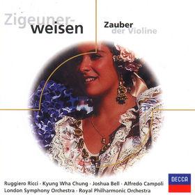 eloquence, Zigeunerweisen - Zauber der Violine, 00028946725627