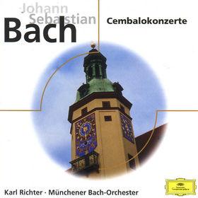 eloquence, Johann Sebastian Bach: Harpsichord Concertos, 00028946948422
